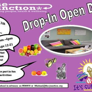 Drop-In Open Day Summer 2015