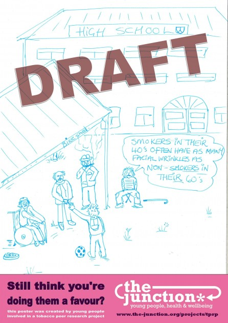 The Older Young People Draft